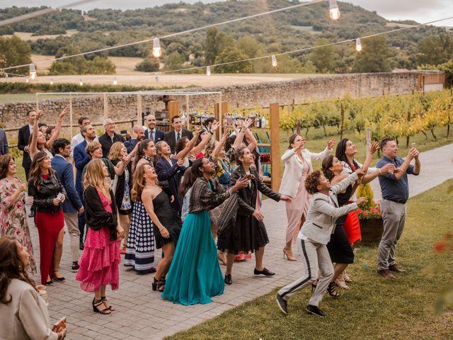La boda de Alberto y Camilla en Santa Gadea Del Cid, Burgos 46