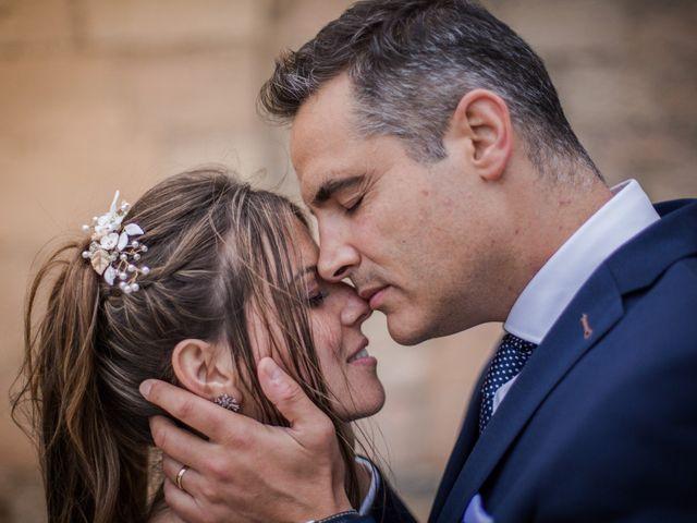 La boda de Alberto y Camilla en Santa Gadea Del Cid, Burgos 55