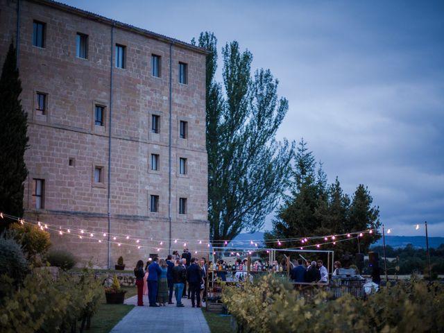 La boda de Alberto y Camilla en Santa Gadea Del Cid, Burgos 58
