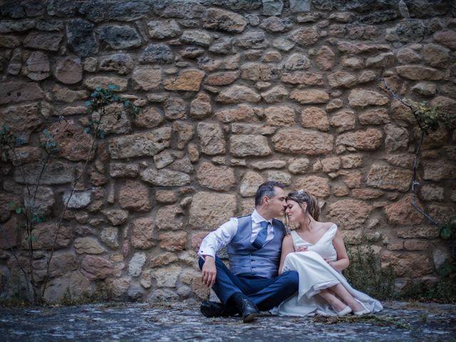 La boda de Alberto y Camilla en Santa Gadea Del Cid, Burgos 59