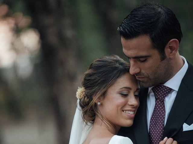 La boda de Macarena y Jesus en El Puig, Valencia 20