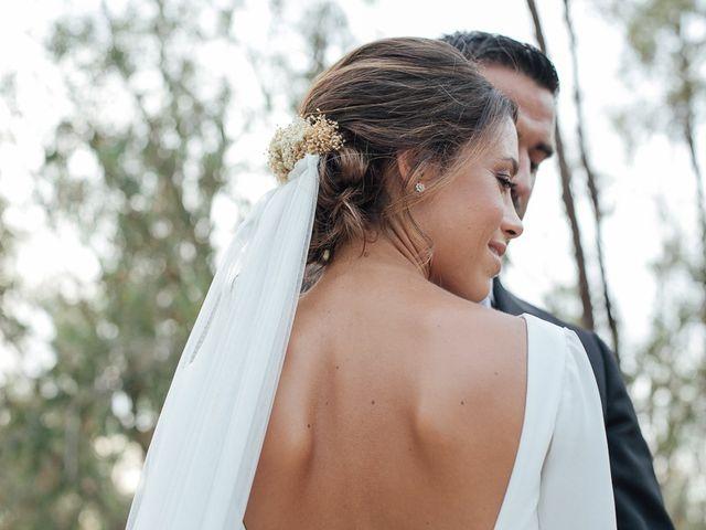 La boda de Macarena y Jesus en El Puig, Valencia 22
