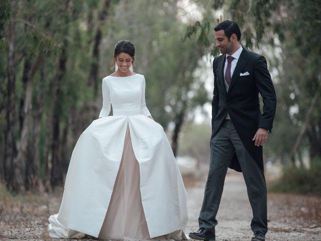 La boda de Macarena y Jesus en El Puig, Valencia 25