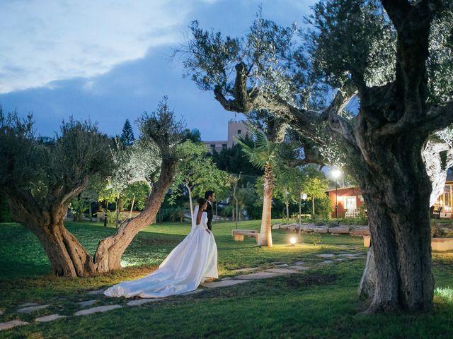 La boda de Macarena y Jesus en El Puig, Valencia 34