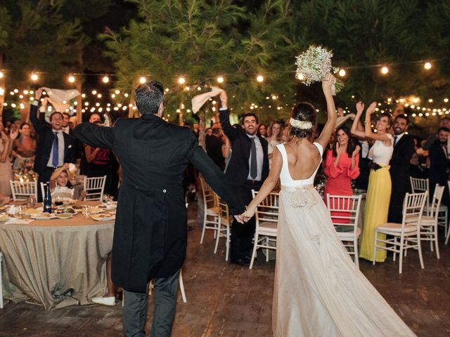 La boda de Macarena y Jesus en El Puig, Valencia 36
