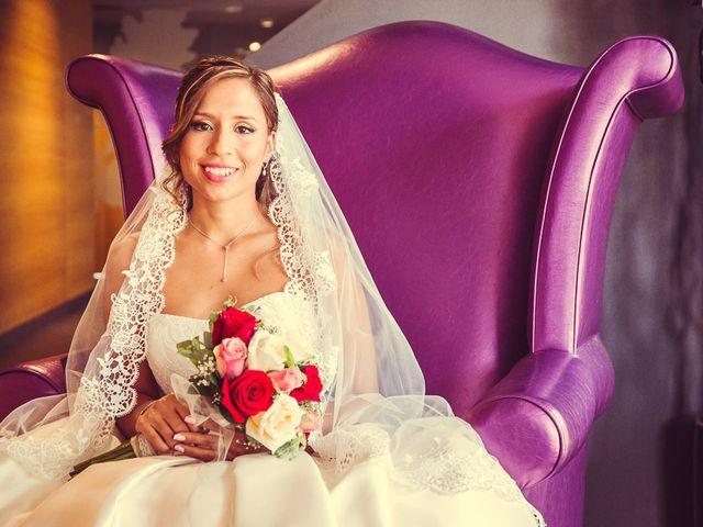 La boda de Santy y Mayra en Lezama, Álava 12
