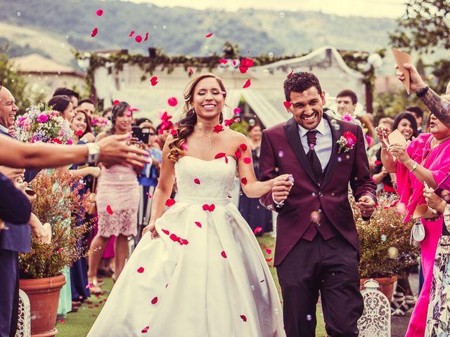 La boda de Santy y Mayra en Lezama, Álava 23