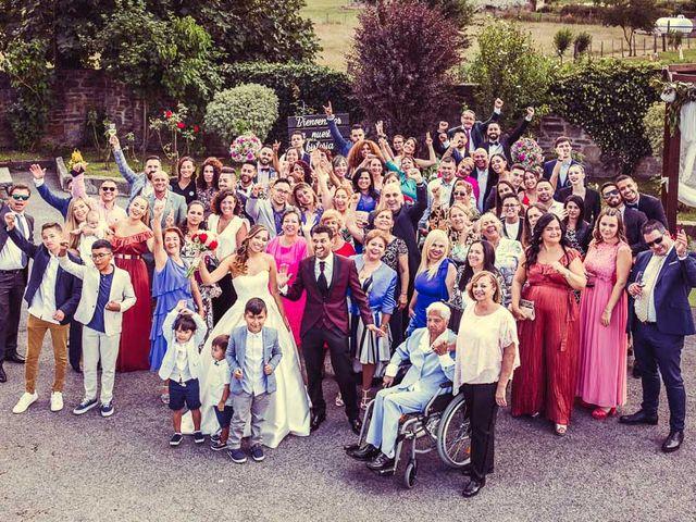 La boda de Santy y Mayra en Lezama, Álava 27