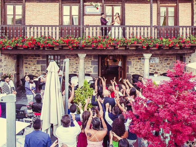 La boda de Santy y Mayra en Lezama, Álava 36