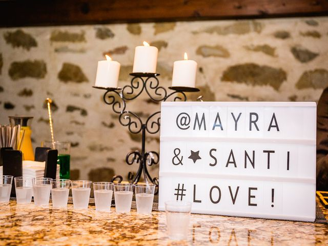 La boda de Santy y Mayra en Lezama, Álava 39
