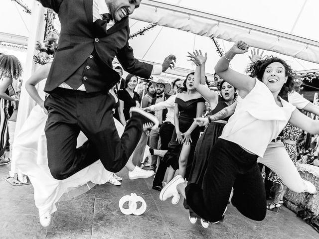 La boda de Santy y Mayra en Lezama, Álava 41