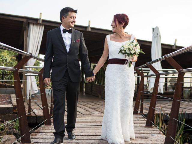La boda de Mª Elena y Juanjo