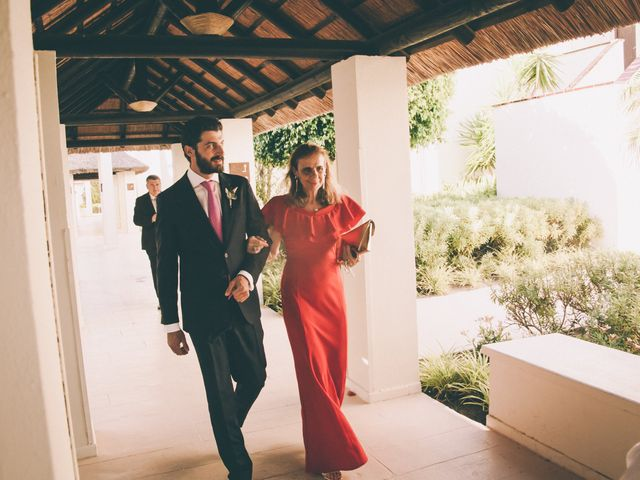 La boda de Diego y Alba en Chiclana De La Frontera, Cádiz 10