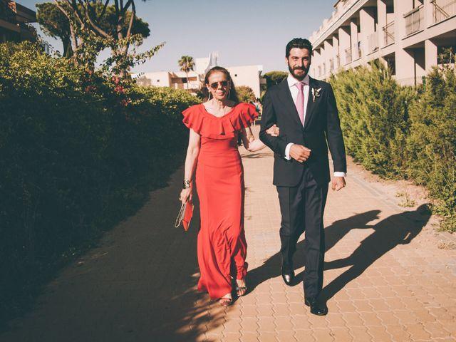 La boda de Diego y Alba en Chiclana De La Frontera, Cádiz 11