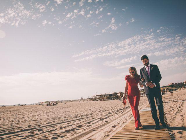 La boda de Diego y Alba en Chiclana De La Frontera, Cádiz 12