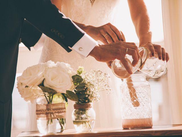 La boda de Diego y Alba en Chiclana De La Frontera, Cádiz 16