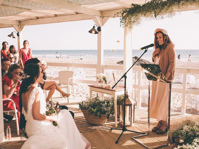 La boda de Diego y Alba en Chiclana De La Frontera, Cádiz 17