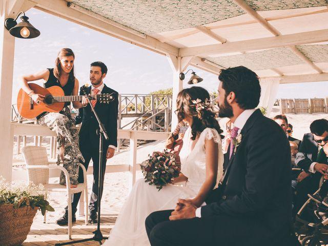 La boda de Diego y Alba en Chiclana De La Frontera, Cádiz 18
