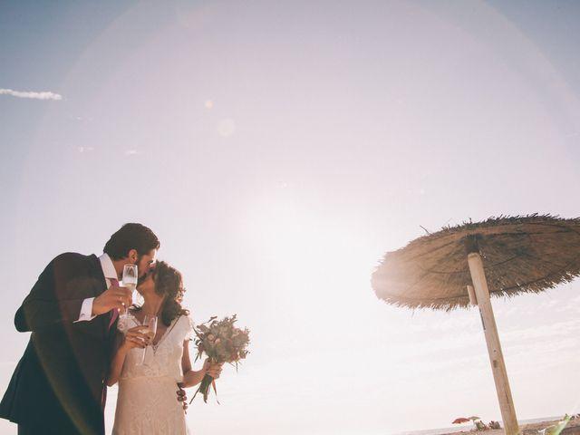 La boda de Diego y Alba en Chiclana De La Frontera, Cádiz 19