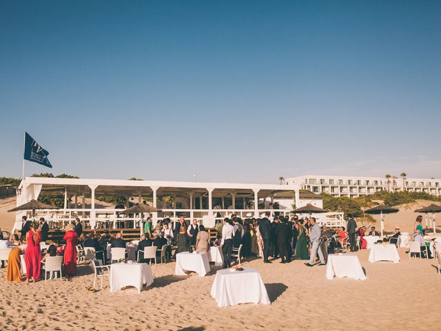 La boda de Diego y Alba en Chiclana De La Frontera, Cádiz 20
