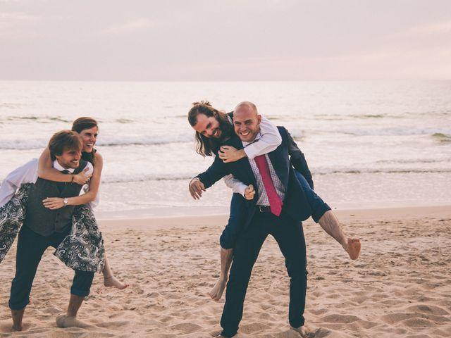 La boda de Diego y Alba en Chiclana De La Frontera, Cádiz 23