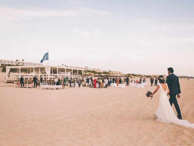 La boda de Diego y Alba en Chiclana De La Frontera, Cádiz 25