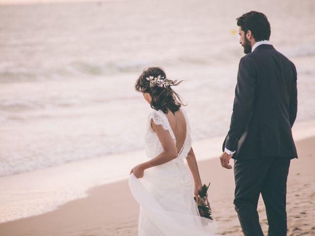 La boda de Diego y Alba en Chiclana De La Frontera, Cádiz 27