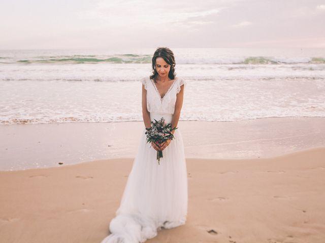 La boda de Diego y Alba en Chiclana De La Frontera, Cádiz 28