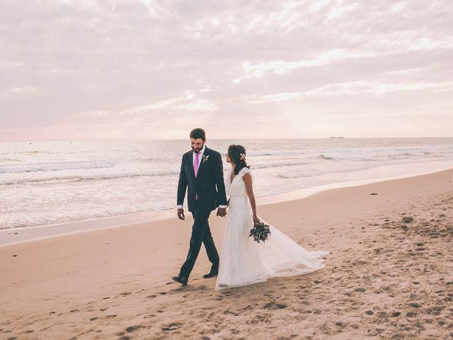 La boda de Diego y Alba en Chiclana De La Frontera, Cádiz 31