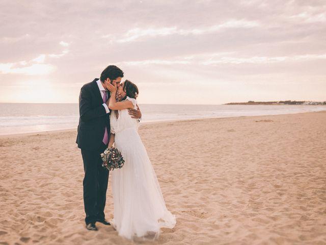 La boda de Diego y Alba en Chiclana De La Frontera, Cádiz 32