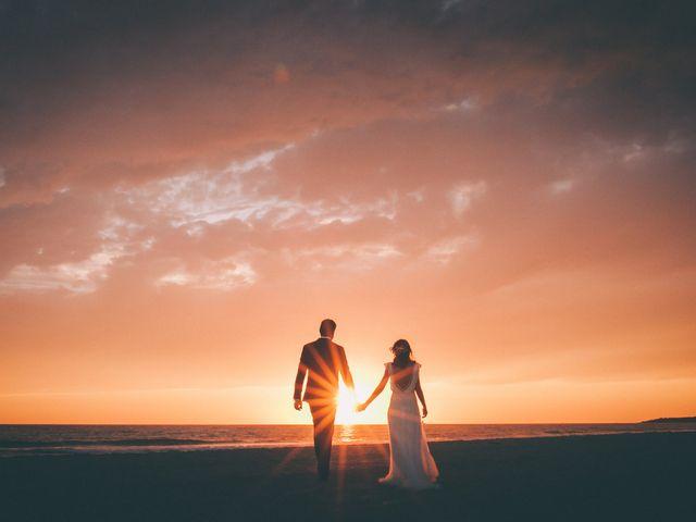 La boda de Diego y Alba en Chiclana De La Frontera, Cádiz 2