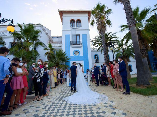 La boda de Maria y Max en Granja De Torrehermosa, Badajoz 4