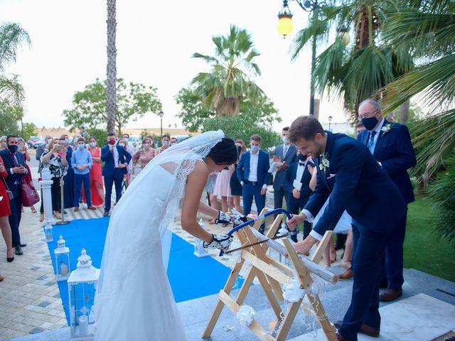 La boda de Maria y Max en Granja De Torrehermosa, Badajoz 5