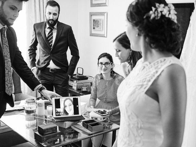 La boda de Maria y Max en Granja De Torrehermosa, Badajoz 13