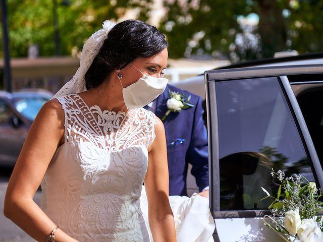 La boda de Maria y Max en Granja De Torrehermosa, Badajoz 16