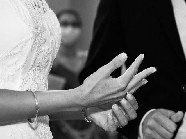 La boda de Maria y Max en Granja De Torrehermosa, Badajoz 18