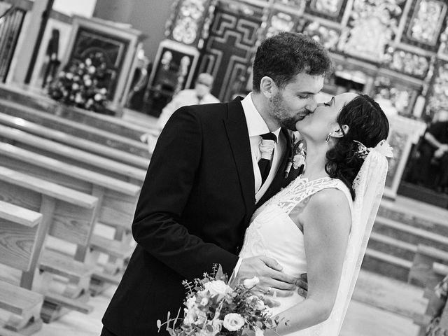 La boda de Maria y Max en Granja De Torrehermosa, Badajoz 2