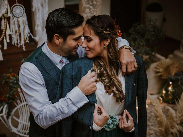 La boda de Gabriela y Alex