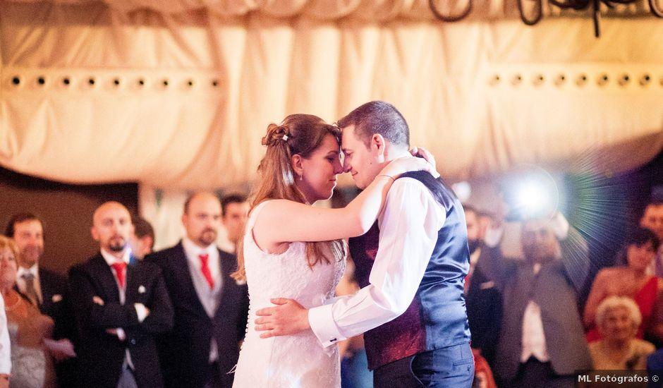 La boda de José Ángel y Ana Ester en El Molar, Madrid