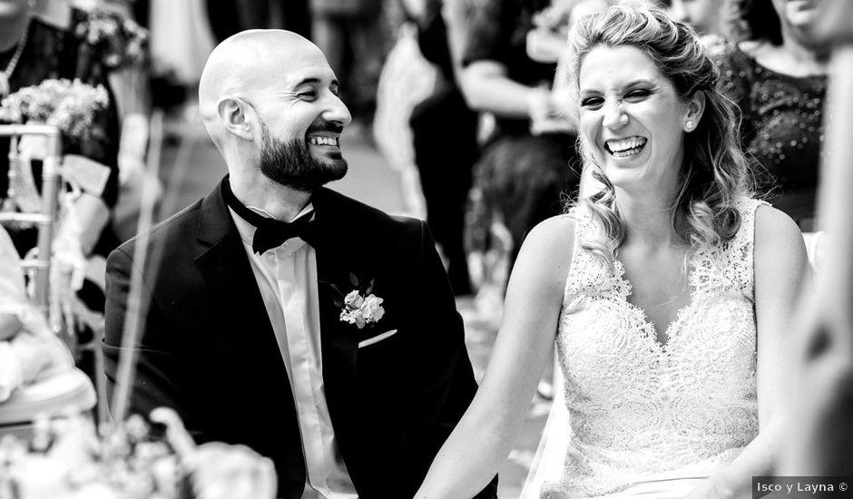 La boda de César y Patri en Madrid, Madrid