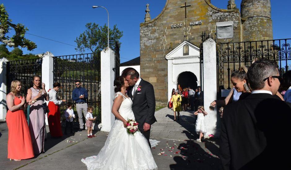 La boda de David y Nicole  en Bembibre, León