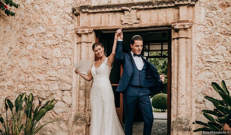 La boda de David y Sthephanie en Alaro, Islas Baleares