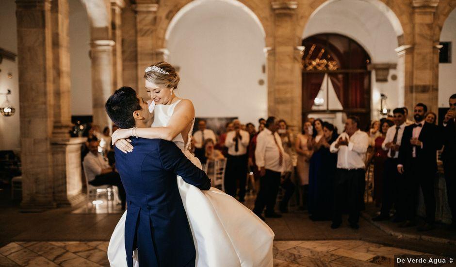 La boda de Jose Antonio y Fátima en Zafra, Badajoz