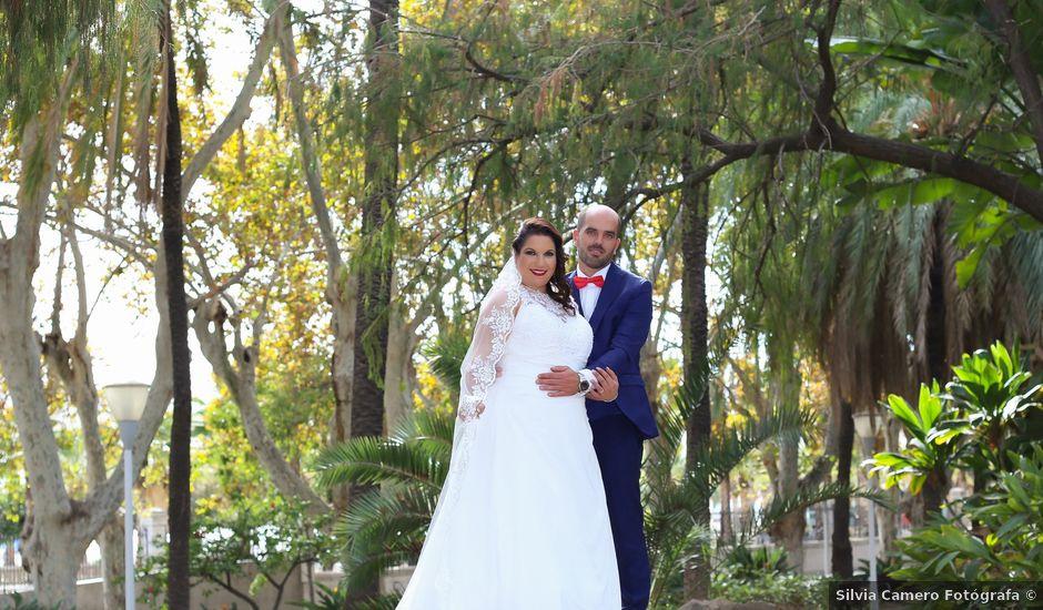 La boda de José y Virginia en Málaga, Málaga