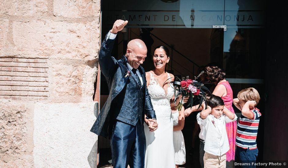 La boda de Carlos y Sandra en La Canonja, Tarragona
