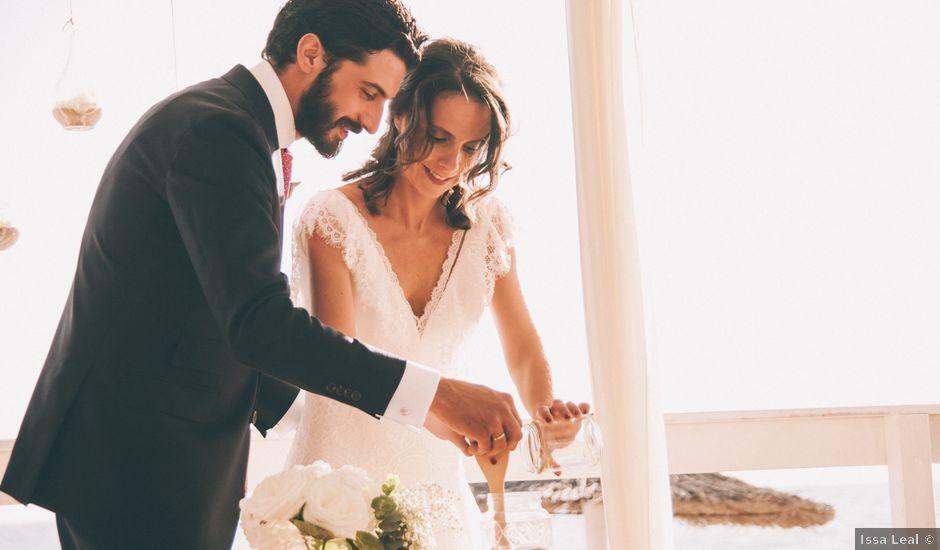 La boda de Diego y Alba en Chiclana De La Frontera, Cádiz