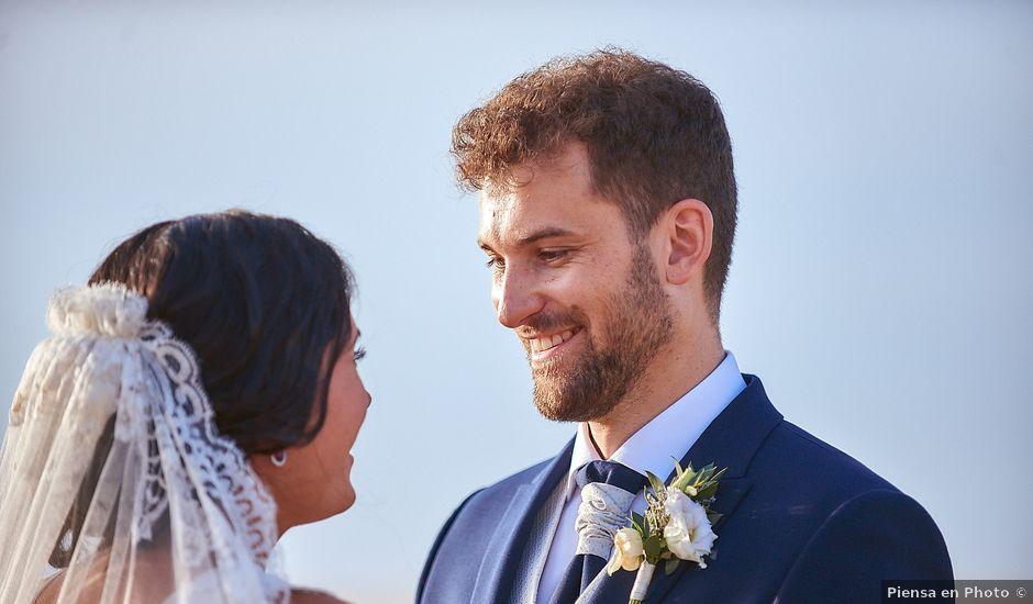 La boda de Maria y Max en Granja De Torrehermosa, Badajoz