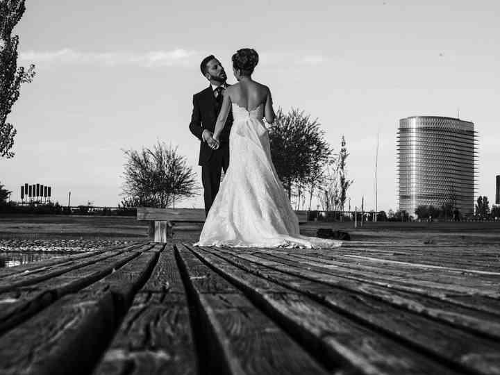 La boda de Zina y Eduardo