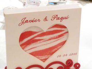 La boda de Paqui y Javier 1