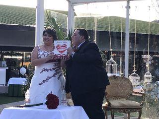 La boda de Paqui y Javier